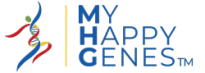 My Happy Genes Logo