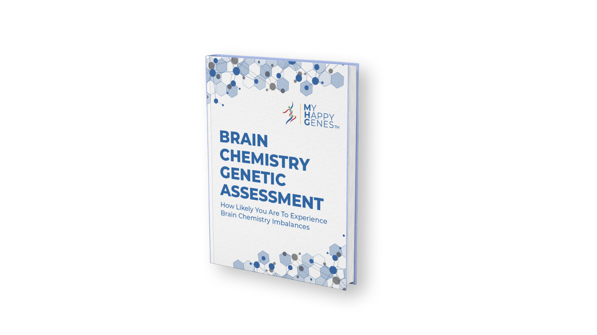 Analyze My Genes - Brain Chemistry Genetic Assessment