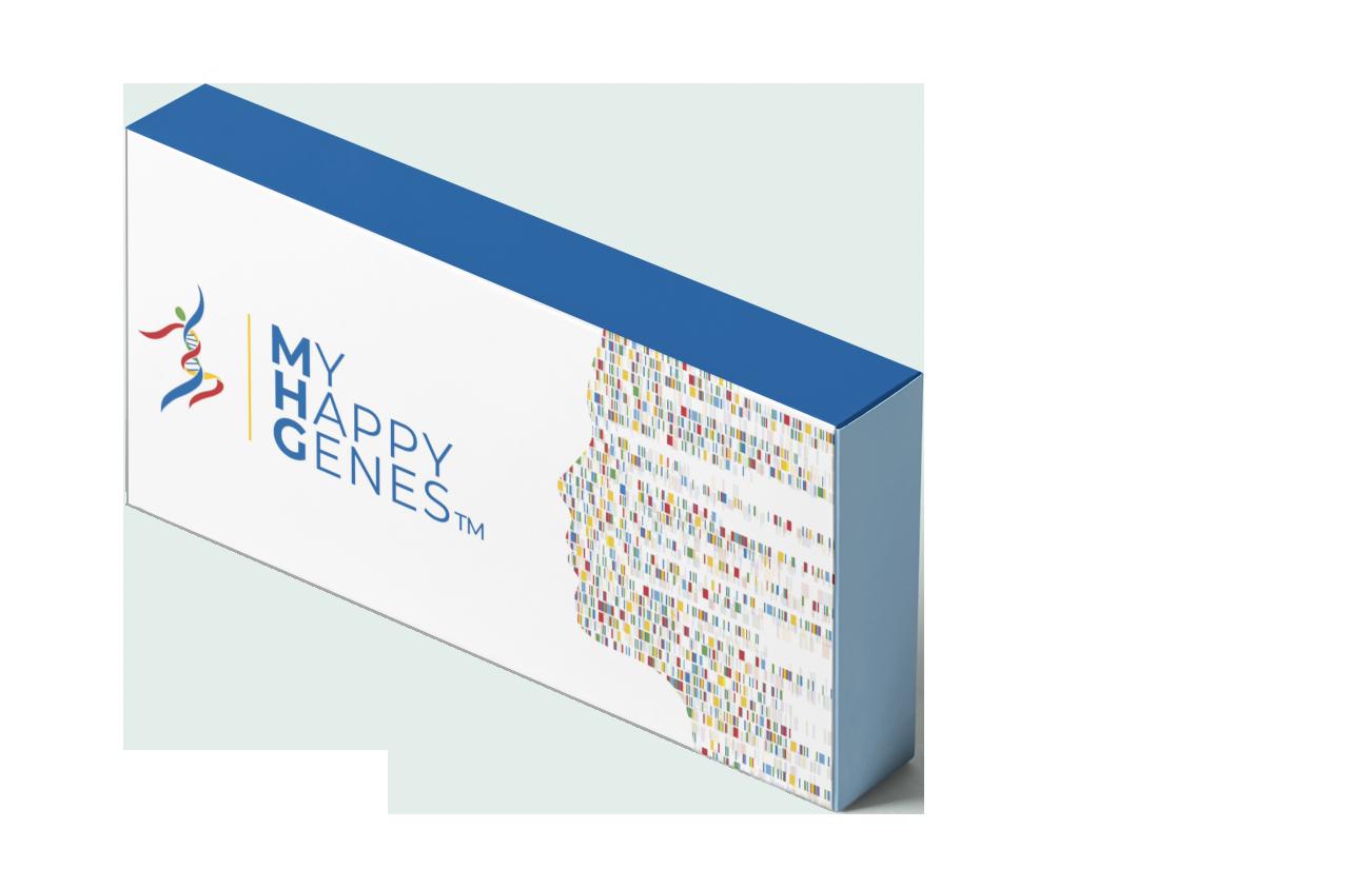 my happy genes DNA kit
