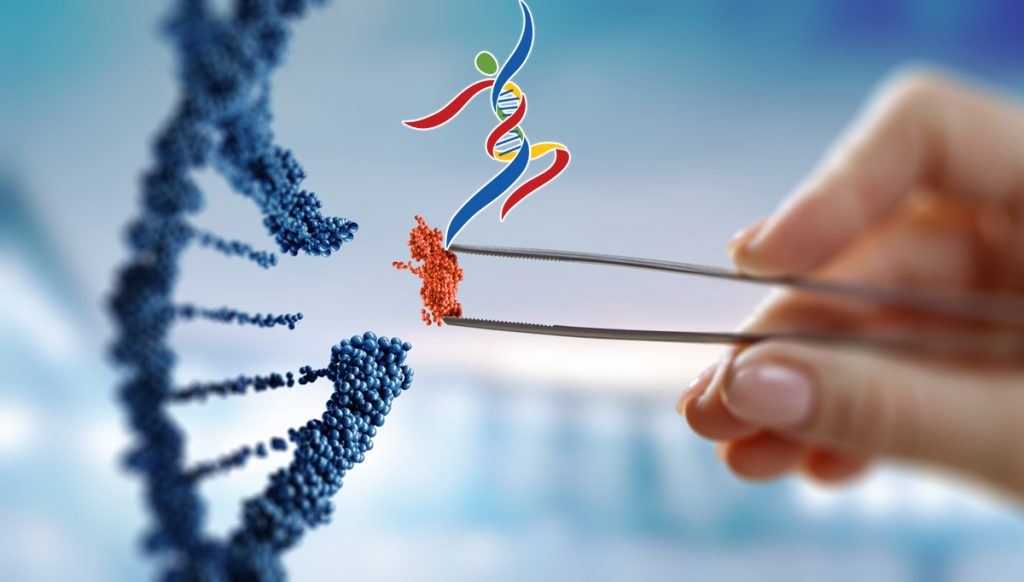DNA Works Better With MyHappyGenes